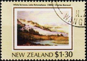 New Zealand. 1988 $1.30 S.G.1489 Fine Used