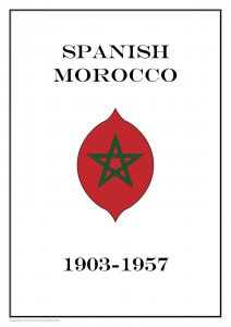 SPANISH MAROCCO 1903 - 1957  PDF (DIGITAL) STAMP  ALBUM PAGES