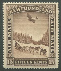 NEWFOUNDLAND C6 MINT VF