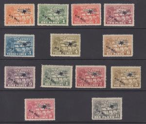 NEW GUINEA AIRMAIL C1 - C13 SG 137 - 149 MH / MNH OG SET NO FAULTS EXTRA FINE