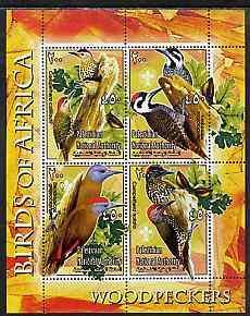 PALESTINE SHEET CINDERELLA BIRDS