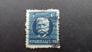 Cuba 1917 Politicians Used