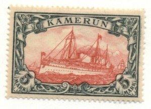 CAMEROUN #25, Mint Hinged, Scott $40.00
