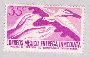 Mexico E16 MLH Pigeon 1956 (BP51018)