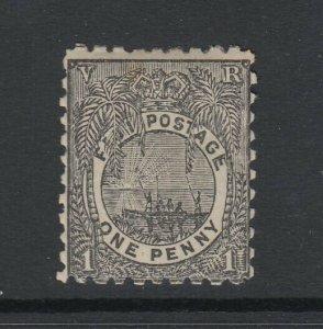 Fiji, Scott 54d (SG 77), MHR
