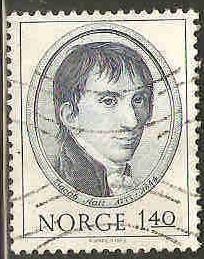 Norway Used Sc 622 - Jacib Aall