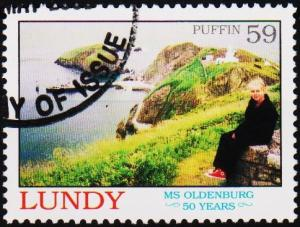 Great Britain(Lundy). 2017? 59p  Fine Used