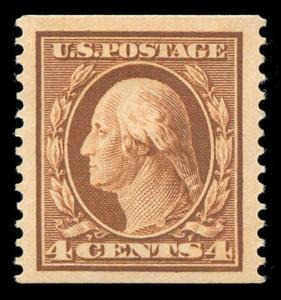 momen US Stamps #354 Mint OG PSE Graded XF-90J