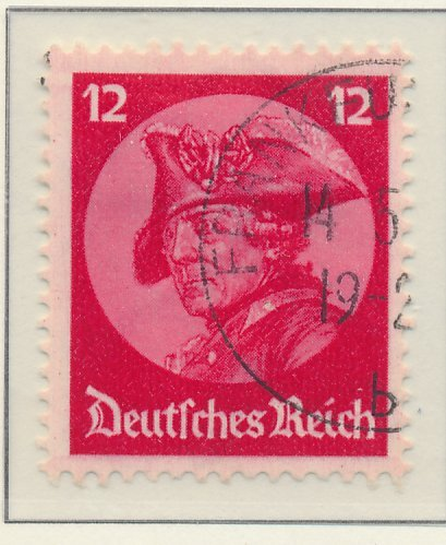 Germany Stamp Scott #399, Used - Free U.S. Shipping, Free Worldwide Shipping ...