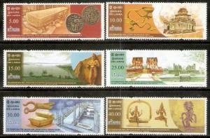 Sri Lanka 2008 Polonnaruwa Era Buddha Buddhism Sculpture Jewellery Health Med...
