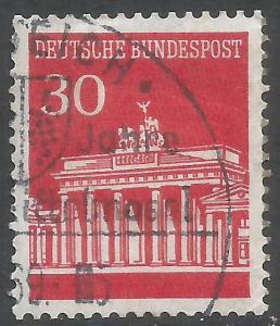 GERMANY 954 VFU J663-3