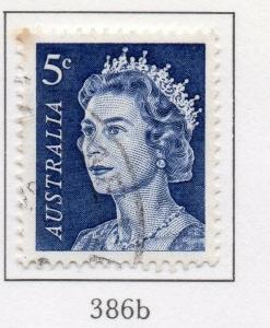 Australia 1966-71 Early Issue Fine Used 5c. 196210