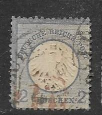 Germany Mi. # 5 / Sc. # 5 used CV $14.50  L5