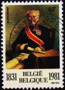 Belgium.1981 9f S.G.2640 Fine Used