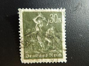 Germany 1922  Sc.#226  CV.$2.25  used  WMK 126