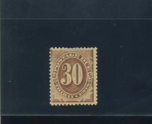 J6 Postage Due Mint Stamp (Stock #J6-11)