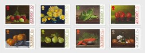 Alderney 2021 MNH Stamps Fruits and Vegetables