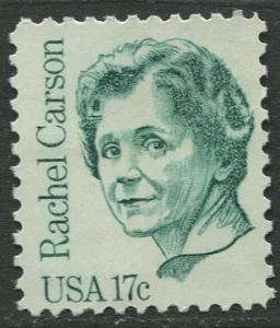 USA - Scott 1857 - Great Americans -1980- MNG - Single 17c Stamp