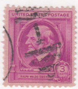 United States, Scott # 861, Used
