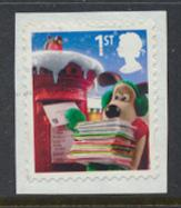 GB SG 3129 SC# 2849b Used on piece Christmas   2010    see details