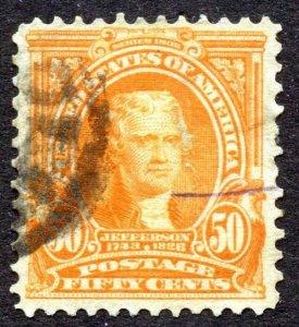310   Fifty cent Jefferson