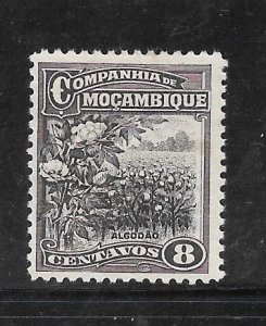 Mozambique Company #125 MNH Single