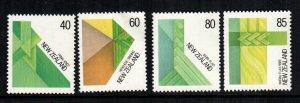 New Zealand  882 - 886  MNH $ 3.25 333