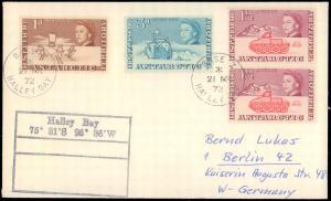 British Antarctic Territory #122, Antarctic Cachet and/or Cancel