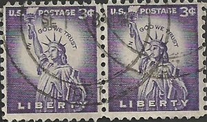 # 1035e USED STATUE OF LIBERTY TAGGED