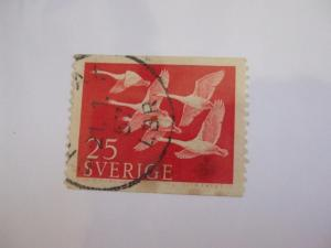 Sweden #492 used