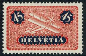 Switzerland Scott C8 Mint never hinged.