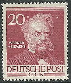 Germany - 9N90 - MNH - SCV-2.75