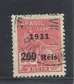 Brazil #356 used cv $1.40
