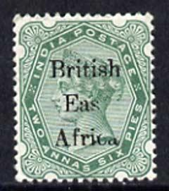 Kenya, Uganda & Tanganyika - British East Africa 1895-96 ...