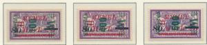 Memel Stamps Scott #N28 To N30, Mint Hinged - Free U.S. Shipping, Free Worldw...