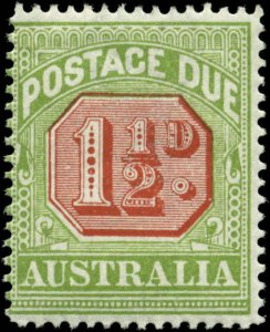 Australia Scott #J52 Mint Never Hinged