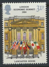GB SG 1253  SC# 1057 Mint Never Hinged  - London Economic Summit