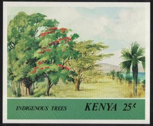 Kenya Indigenous Trees MS SG#MS374