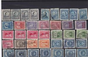 colombia stamps ref r10585