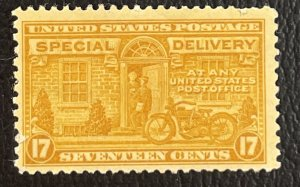 US #E18 MNHOG  F/VF 17c Special Delivery 1944 [US42.4.2]