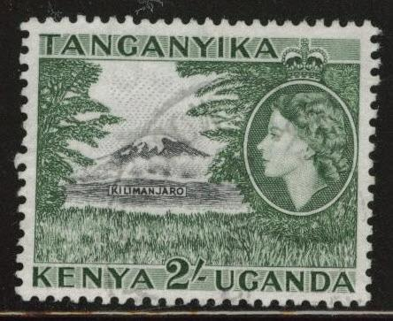 Kenya Uganda and Tanganyika KUT Scott 114 used
