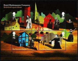 Great Britain.2008? Miniature Sheet. Fine Used