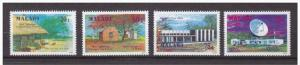 Malawi 1991 The 100th Anniversary of Postal Services. MNH