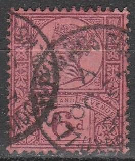Great Britain #119 F-VF Used CV $12.50  (A2997)