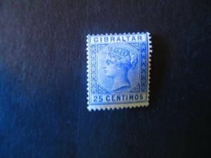 Gibraltar #32 Mint Hinged - (AZ4) WDWPhilatelic!