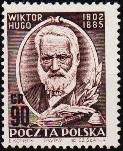 Poland. 1952 90g S.G.782 Unmounted Mint