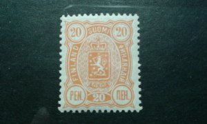 Finland #41 mint hinged e202.6577