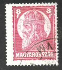 Hungary Scott 423 Used 1929