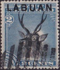 Labuan #50 Used