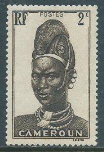Cameroun, Sc #225, 2c MH